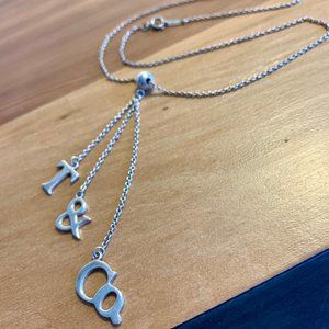 Tiffany and Co Dangle Neclace